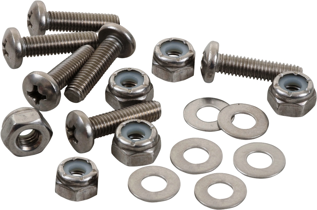 Sealect Oval Head Screw Set set Of 6
